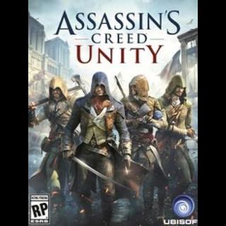Assassin's Creed Unity Uplay Key GLOBAL