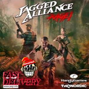 Jagged Alliance: Rage! Steam Key GLOBAL