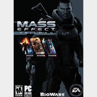 Mass Effect Trilogy (PC) Origin Key GLOBAL