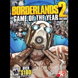 Borderlands 2 GOTY Steam Key GLOBAL[INSTANT DELIVERY]