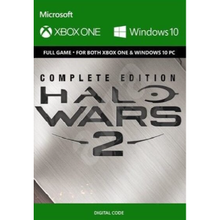 Halo Wars 2 (Complete Edition) (PC/Xbox One) Xbox Live Key GLOBAL