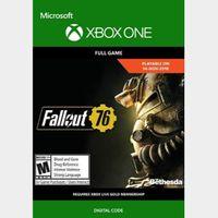 Fallout 76 (Xbox One) Xbox Live Key UNITED STATES