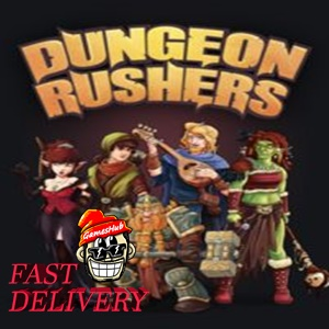 Dungeon Rushers: Crawler RPG Steam Key GLOBAL
