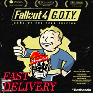 Fallout 4 (GOTY) Game Of The Year