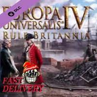 Europa Universalis IV: Rule Britannia Steam Key GLOBAL