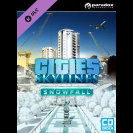 Cities: Skylines Snowfall Steam Key GLOBAL