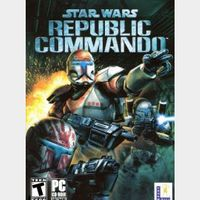 Star Wars Republic Commando Steam Key GLOBAL