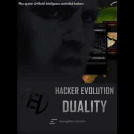 Hacker Evolution Duality Steam Key GLOBAL