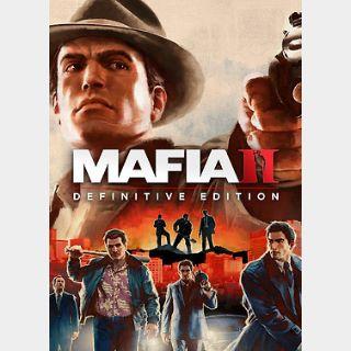 Mafia II: Definitive Edition (PC) Steam Key GLOBAL