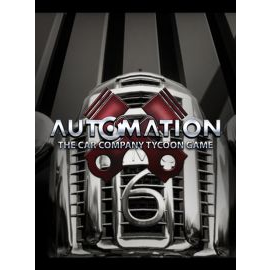 Automation - The Car Company Tycoon Game Steam Gift GLOBAL
