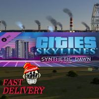 Cities: Skylines - Synthetic Dawn Radio Steam Key GLOBAL