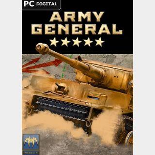 Army General (PC) Steam Key GLOBAL