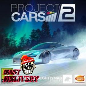 Project CARS 2 [STEAM][REGION:GLOBAL][KEY/CODE]