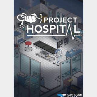 Project Hospital (PC) Steam Key GLOBAL