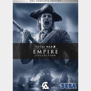 Empire: Total War Collection (PC) Steam Key GLOBAL