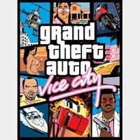 Grand Theft Auto: Vice City Rockstar Games Launcher Key GLOBAL