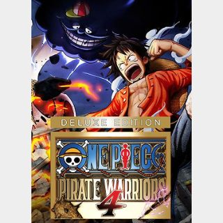 One Piece Pirate Warriors 4 Deluxe Edition (PC) Steam Key GLOBAL