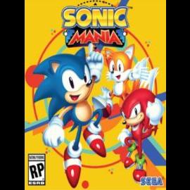 Sonic Mania Steam Key GLOBAL
