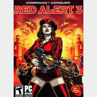 Command & Conquer: Red Alert 3 (PC) Origin Key GLOBAL
