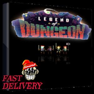 Legend of Dungeon Steam Key GLOBAL