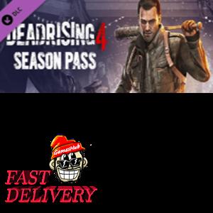 Dead Rising 4 - Season Pass Key Steam GLOBAL