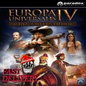 Europa Universalis IV: DLC Collection (Sept 2014) Key Steam GLOBAL