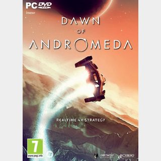 Dawn of Andromeda (PC) Steam Key GLOBAL