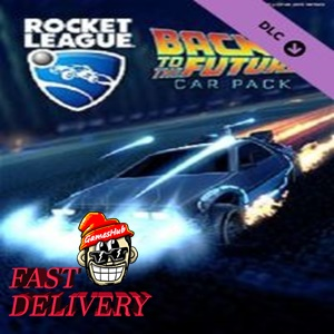 Rocket League - Back to the Future Car Pack Steam Gift GLOBAL