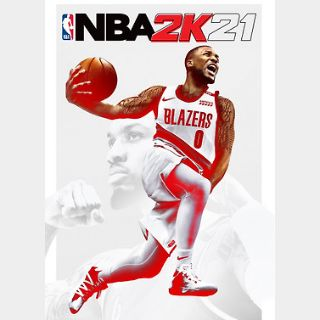 NBA 2K21 (PC) Steam Key GLOBAL