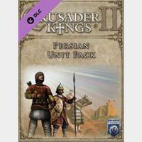 Crusader Kings II - Persian Unit Pack Steam Key GLOBAL