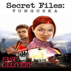Secret Files Tunguska Steam Key GLOBAL