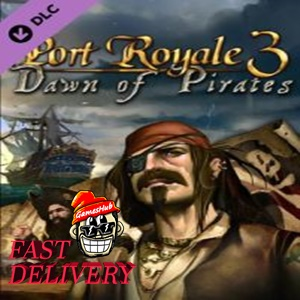 Port Royale 3: Dawn of Pirates Key Steam GLOBAL