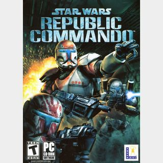 Star Wars Republic Commando (PC) Steam Key GLOBAL