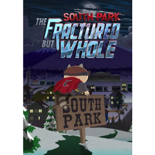 South Park The Fractured But Whole Uplay Key NORTH AMERICA