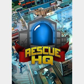Rescue HQ - The Tycoon (PC) Steam Key GLOBAL