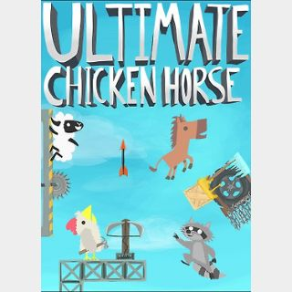 Ultimate Chicken Horse (PC) Steam Key GLOBAL