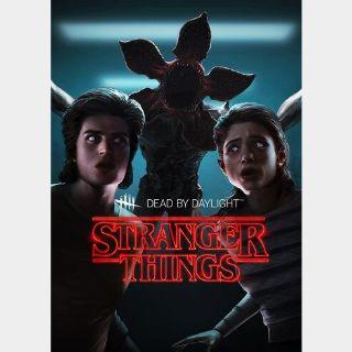 Dead by Daylight - Stranger Things Chapter (DLC) Steam Key GLOBAL