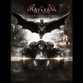 Batman: Arkham Knight + Harley Quinn Story Pack Steam Key GLOBAL