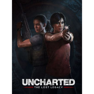 Uncharted: The Lost Legacy PSN Key PS4 UNITED STATES