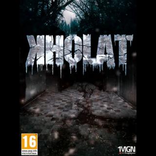 Kholat GOG.COM Key GLOBAL