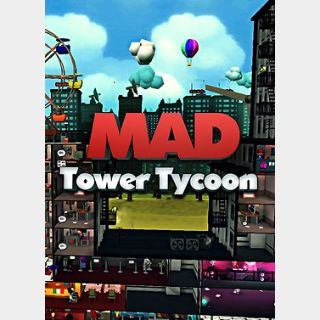 Mad Tower Tycoon (PC) Steam Key GLOBAL