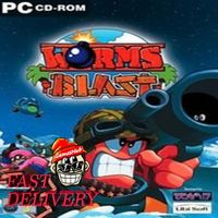 Worms Blast Steam Key GLOBAL