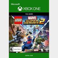 LEGO: Marvel Super Heroes 2 (Xbox One) Xbox Live Key UNITED STATES