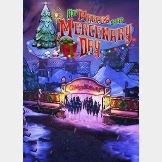 Borderlands 2: Headhunter 3: Mercenary Day (PC) Steam Key GLOBAL