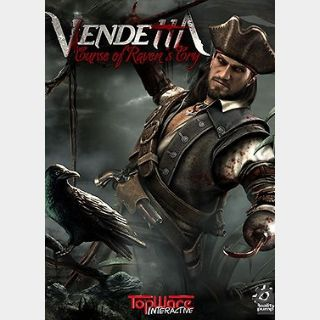 Vendetta - Curse of Raven's Cry (PC) Steam Key GLOBAL
