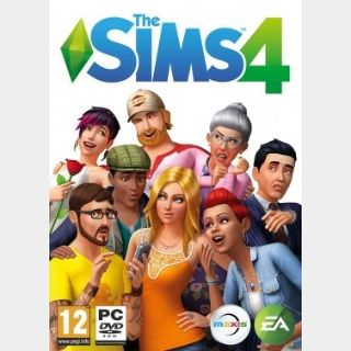 The Sims 4 (PC) Origin Key GLOBAL