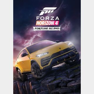 Forza Horizon 4 Fortune Island (PC / Xbox ONE)