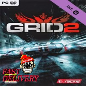 GRID 2 All In DLC Pack Key Steam PC GLOBAL
