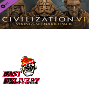 Sid Meier's Civilization VI - Vikings Scenario Pack Key Steam GLOBAL