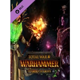 Total War: WARHAMMER - The Grim and the Grave Key Steam GLOBAL